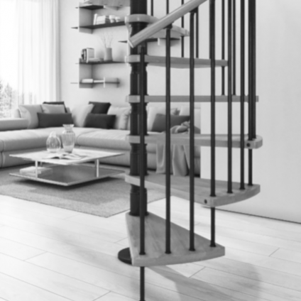 Spiral Staircases | Spiral Staircase Kits | Loft Centre Products