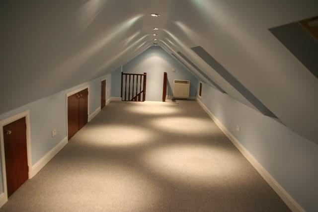 Great Ideas For Loft Lighting
