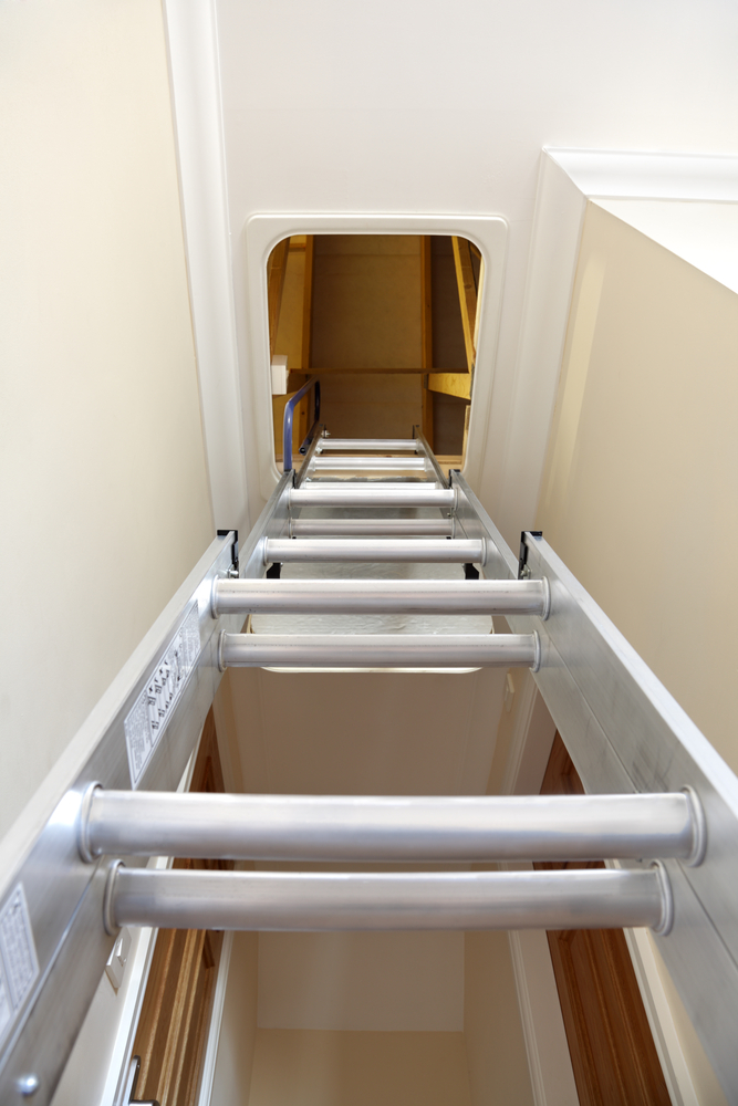Choose The Right Loft Ladders For Small Spaces