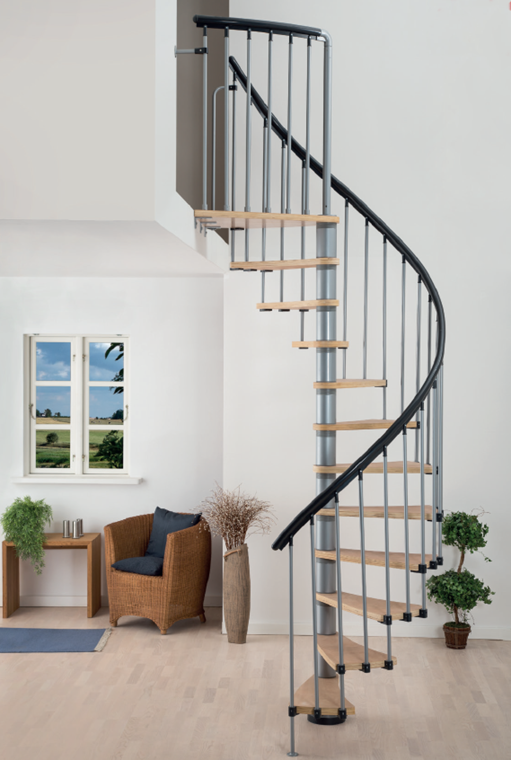 Spiral Staircases Prices - How Affordable Are They Really?